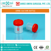 60ml Medical Disposable Urine Culture Bottle