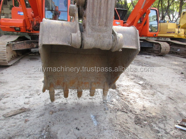 used construction machinery PC200-8 used Excavator