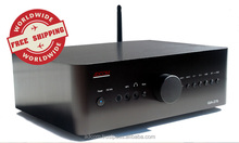 Integrated stereo DAC / Amplifier with Bluetooth with aptX 4.0