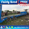 Low Price Used Lowbed 2axle 3axle