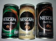 Nescafe RTD 180ml of Thailand Origin Drink