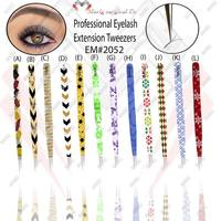 Fantastic Stylish Tweezers Eyelash Extension Tweezers / New Style Eyelash Extension Tweezers MARG
