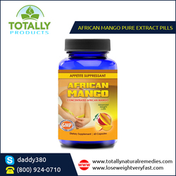 100% Pure African Mango Extract 500 mg Pills for Bulk Sale at Wholesale Price
