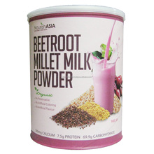 Beetroot Millet Milk Powder