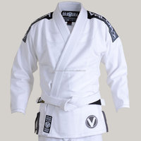 White pear weave bjj gi made in pakistan
