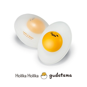 HOLIKA HOLIKA] Gudetama LAZY & EASY Smooth Egg Peeling Gel 140ml korea cosmetic peeling gel