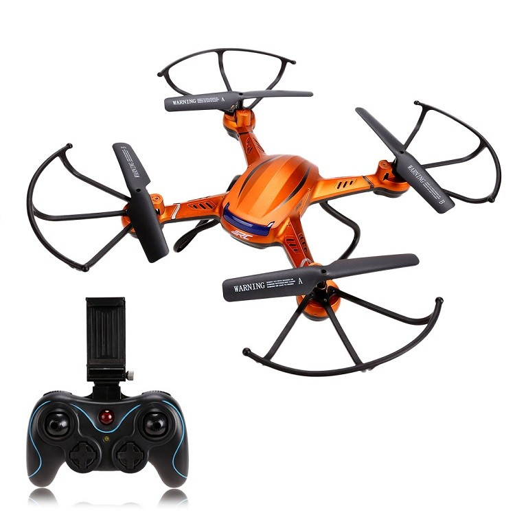 JJRC 2.4GHz 4CH 6-Axis Gyro WIFI FPV RC Quadcopter Drone w/ 2.0MP HD Camera 360 Degree Eversion#SV029051