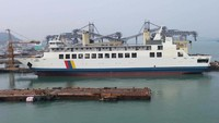 6543GT DOUBLE ENDED RORO SHIP FOR SALE(SDM-RO-008)