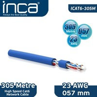 INCA ICAT6-305M NETWORK CABLE
