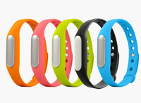 original cheap xiaomi mi band Bracelet MiBand Bluetooth IP67 Waterproof Smart Wristbands for Android 4.4 Phones for iphone IOS 7