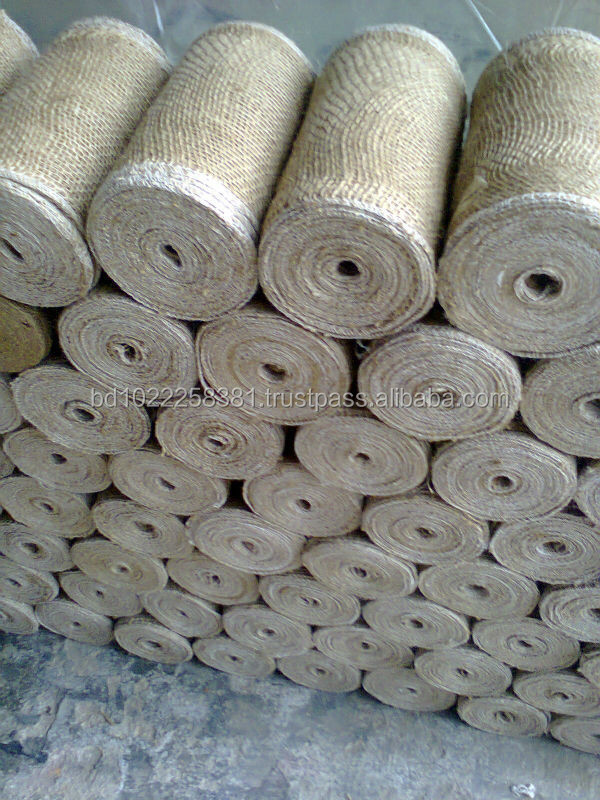 Jute Tape, Burlap Roll, Jute Fabric