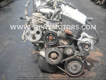 USED 5A ENGINE FOR TOYOTA CAR