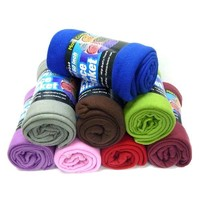 "60x50"" Fleece Blanket #FLEECE1"