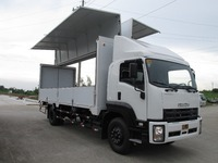 Wing Van Body on Isuzu FVR
