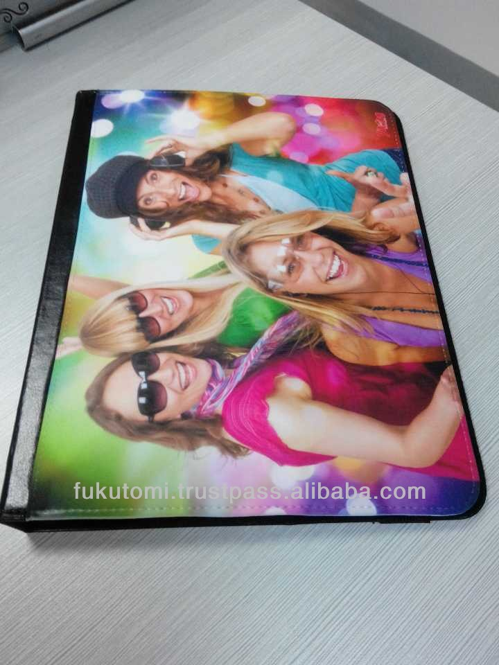 2015 Hot selling sublimation Leather Case for Tablet
