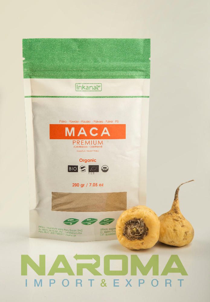 Gelatinized Maca Powder - 200 gr / 7.05 oz