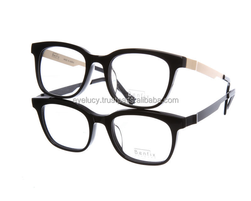 2015 New Glasses Frame Style Made In Korea - Buy 2015 New ...