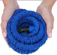 Magic X Garden Expandable Water Hose 25-50-75FT With Brass Hose Connecor As Seen on TV