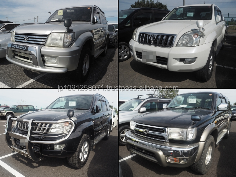 High quality and Low cost toyota land cruiser diesel for sale with good fuel economy made in Japan