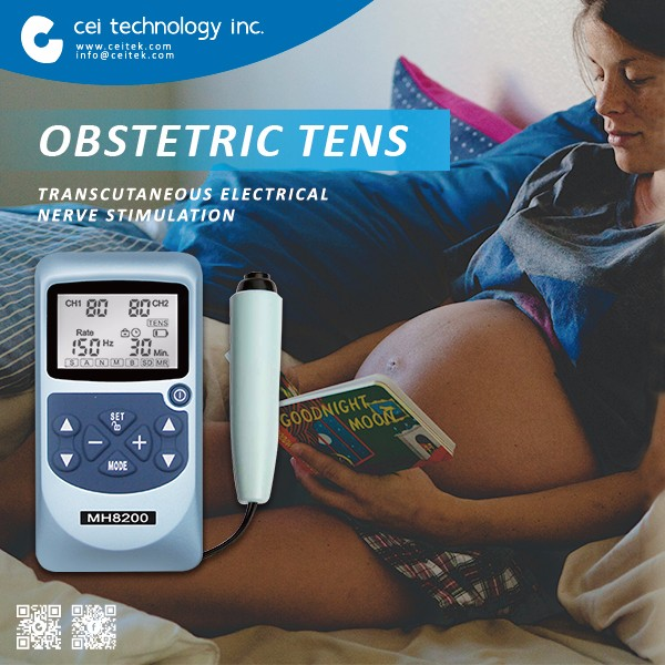 Obstetric TENS new medical Electric Physical Therapy Vibrator