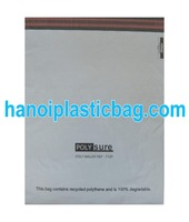 Grey plastic poly mailer,mailing plastic bag