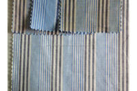 Wholesale polyester spandex stripe knitting jersey fabric