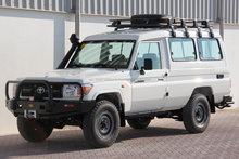 Land Cruiser HZJ78 Hardtop with ABS, Airbag , Differential lock