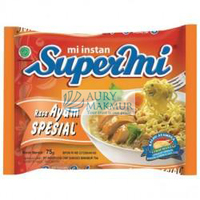 SUPERMI CHICKEN SPECIAL 75gr