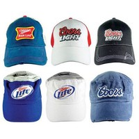 BEER BRANDS HATS #067252