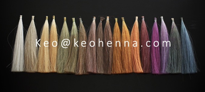 Henna Hair Colour For Japan