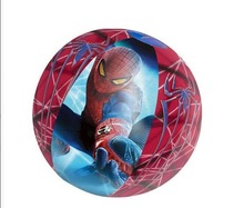 INFLATABLE BEACH BALL SPIDERMAN
