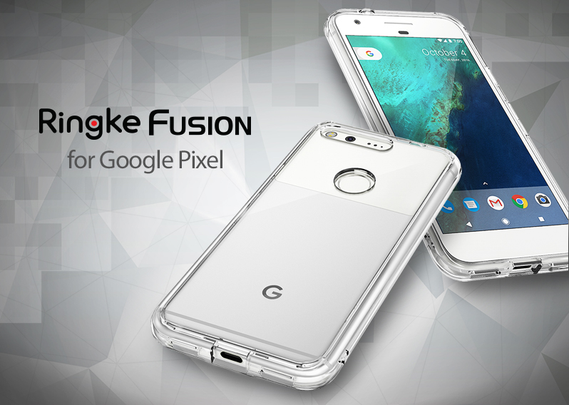 [RINGKE] Ringke Fusion Cases Smartphone Case for Pixel