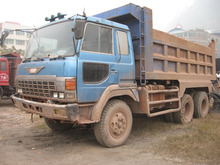 6x4 Hino dump truck,Japan used Hino dump truck for sale