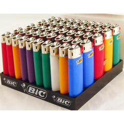 BIC FLINT LIGHTERS, GAS LIGHTERS, BIC LIGHTERS FLINT