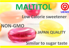 Made from GMO free raw materials Maltitol liquid sugar substitutes sweeteners