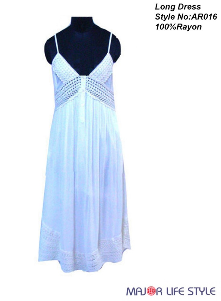 CASUAL LADIES LONG DRESS