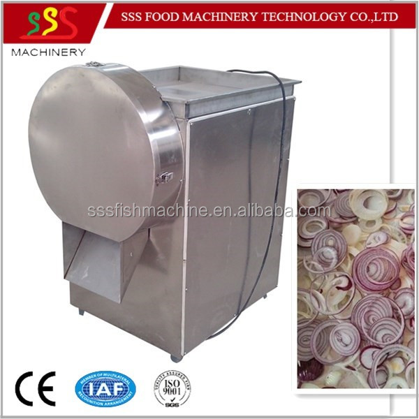 Summer Promotion vegetable Onion lotus carrot Cutting slicing machine