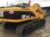 Used Caterpillar excavator 320 excavator cat 320c secondhand excavator 320B, CAT 320D FOR SALE