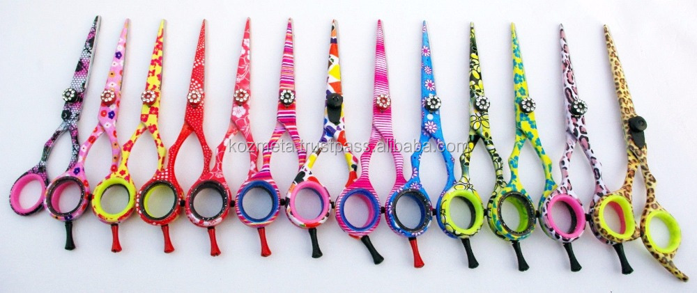 Professional Hair Cutting Hairdressing Barber Salon Hair Scissor Sissors Shears / Professional Hair