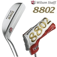 Wilson 8802 putter 34 inch classic head types of golf putters