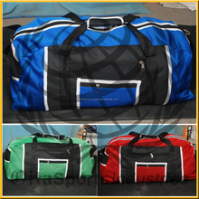 2015 high quality football kit duffel club soccer sports bag