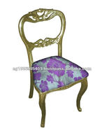 antique decoration chair - french classic chairs