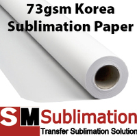 73GSM Heat Sublimation Transfer Paper