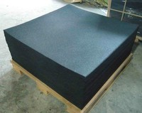Rubber Flooring Gym Kitchen Playground Outdoor Indoor Rubber Flooring