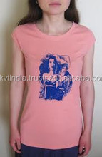 beautiful fashion lady t-shirt