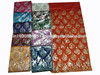 Fancy Design Raw Silk George Fabric