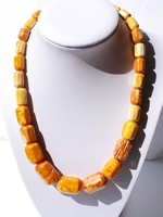 Nature Amber - Antique Necklace - Baltic Amber