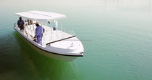 Low Price and low cost Passenger Boat - Model TRANSPORTER 32. Made in the UAE
