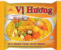 "Halal "" Vi Huong"" Curry Chicken Instant Noodles 70g"