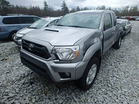 USED CARS - TOYOTA TACOMA - COLLISION (LHD 820342)